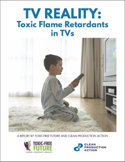TV Reality: Toxic Flame Retardants in TVs image