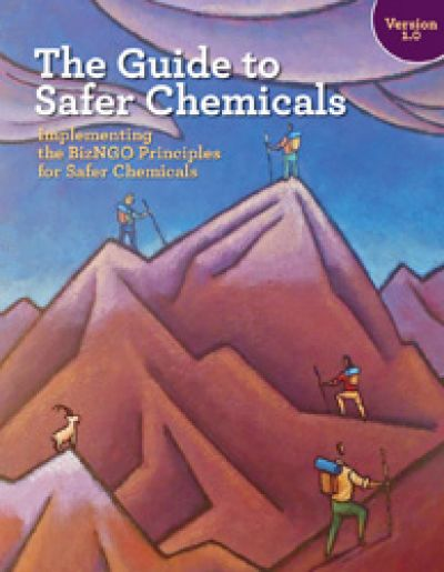 The Guide to Safer Chemicals image
